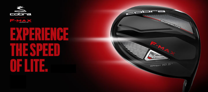 Cobra F MAX Superlite Driver Ngba